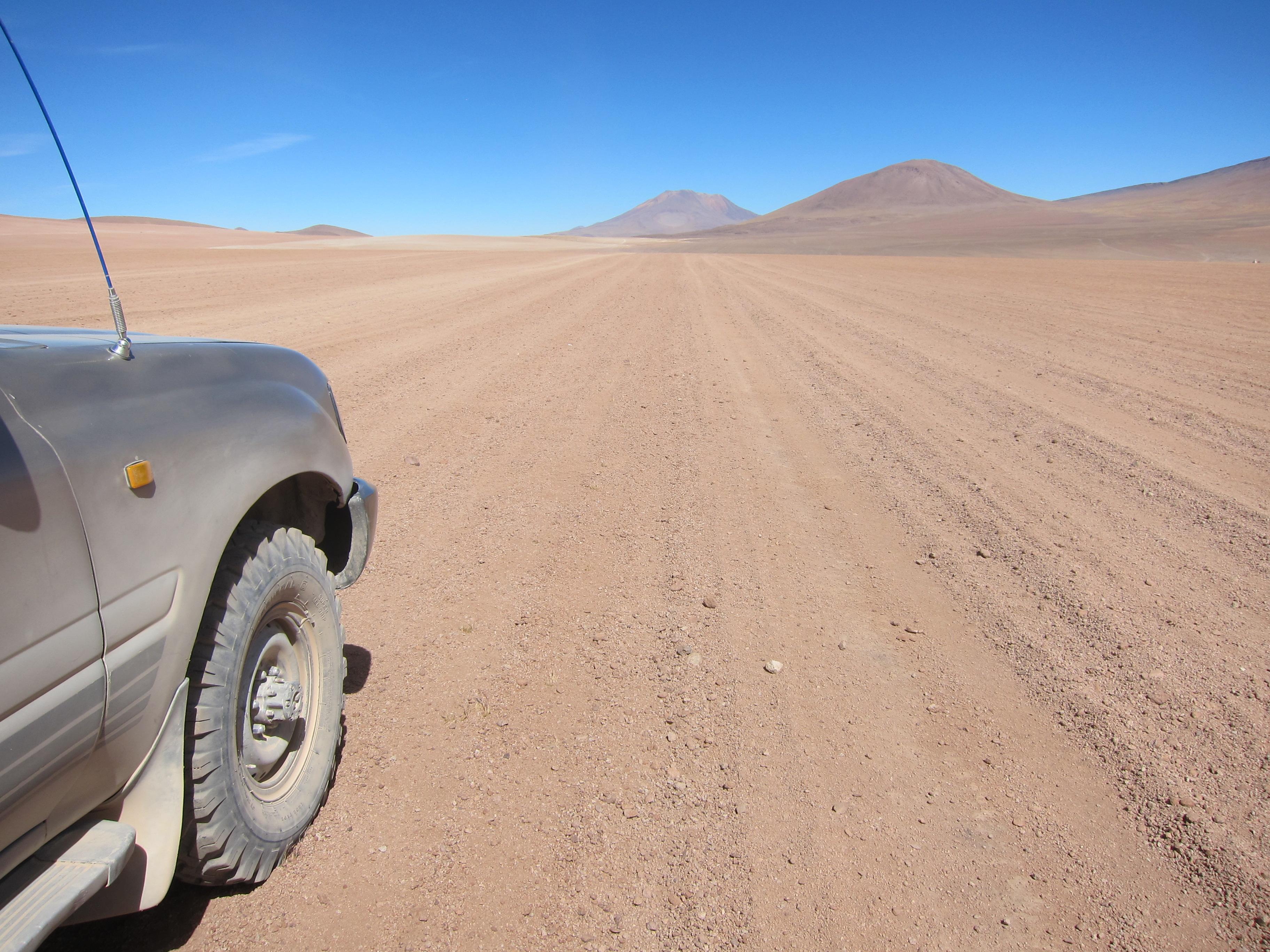 Desierto del Siloli
