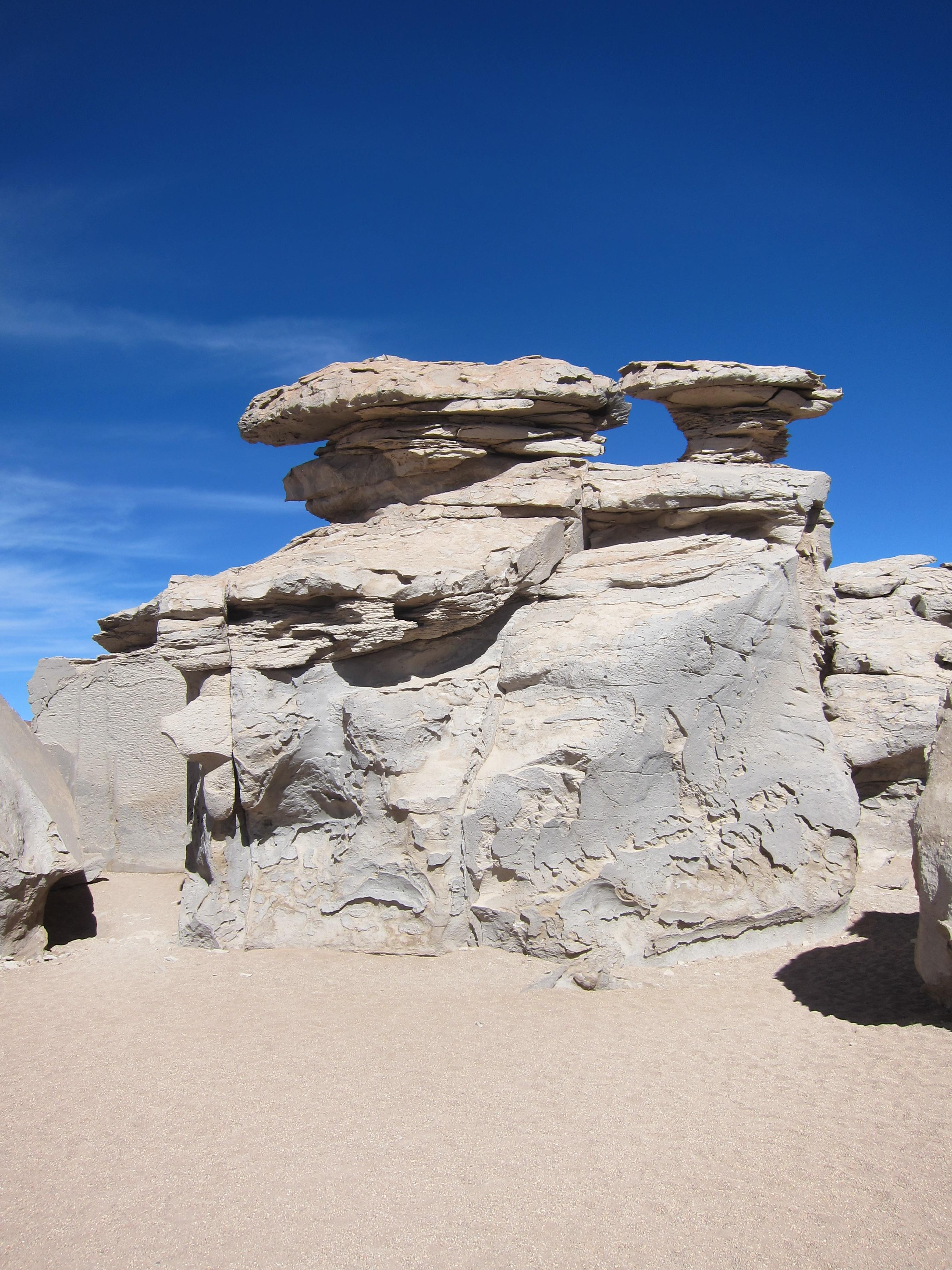 Desierto del Siloli with the Arbol de Piedra