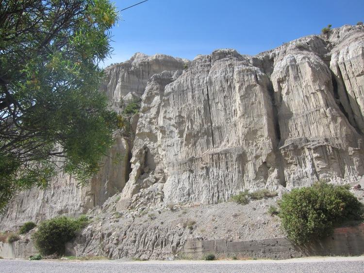 Rocky La Paz environment