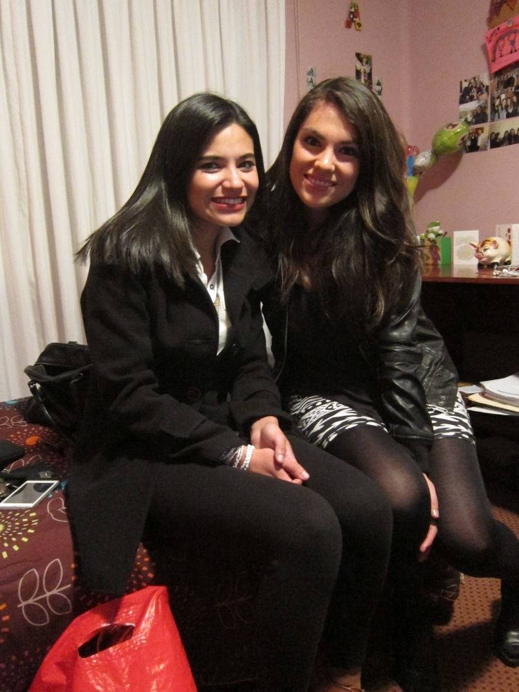 Chicas!